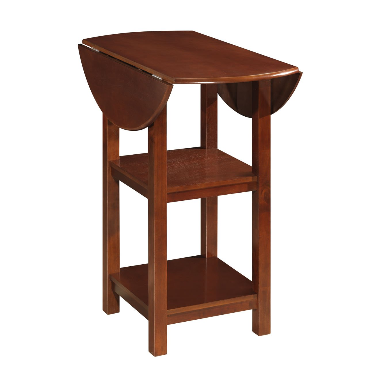 Boraam 72342 Powellton Pub Table, Cherry