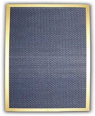 Electrostatic A//C Furnace Air Filter Silver 94/% Arrestance 14x30x1 Lifetime Air Filter Never Buy a New Filter