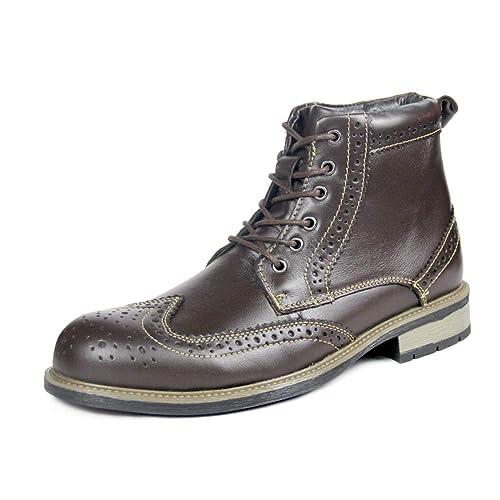 Botines de Trabajo Martin Vintage Up Up Martin para Hombre: Amazon.es: Zapatos y complementos