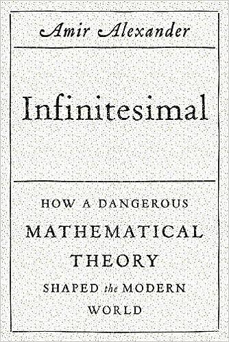 Amazon infinitesimal how a dangerous mathematical theory amazon infinitesimal how a dangerous mathematical theory shaped the modern world ebook amir alexander kindle store fandeluxe Gallery