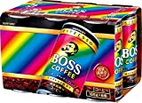 Suntory Boss Rainbow Mountain (185gX6 cans) X5 pieces