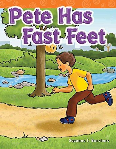 Pete Has Fast Feet (Targeted Phonics])