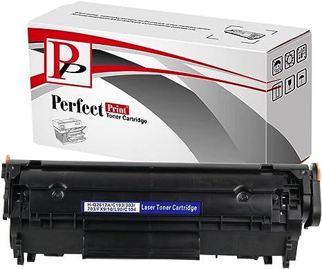 Compatible Toner Cartridge Replace CRG 303/703 for Canon LBP-2900 LBP-3000:  Amazon.co.uk: Computers & Accessories