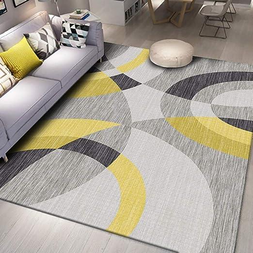 LYYK Alfombra Suave,Alfombra sintética Salon alfombras de ...