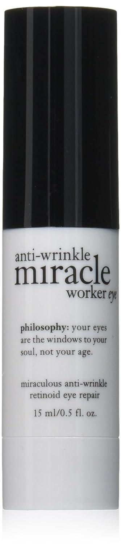 Philosophy Miracle Worker Miraculous Anti-Aging Retionoid Eye Repair, 0.5 Ounce UPC