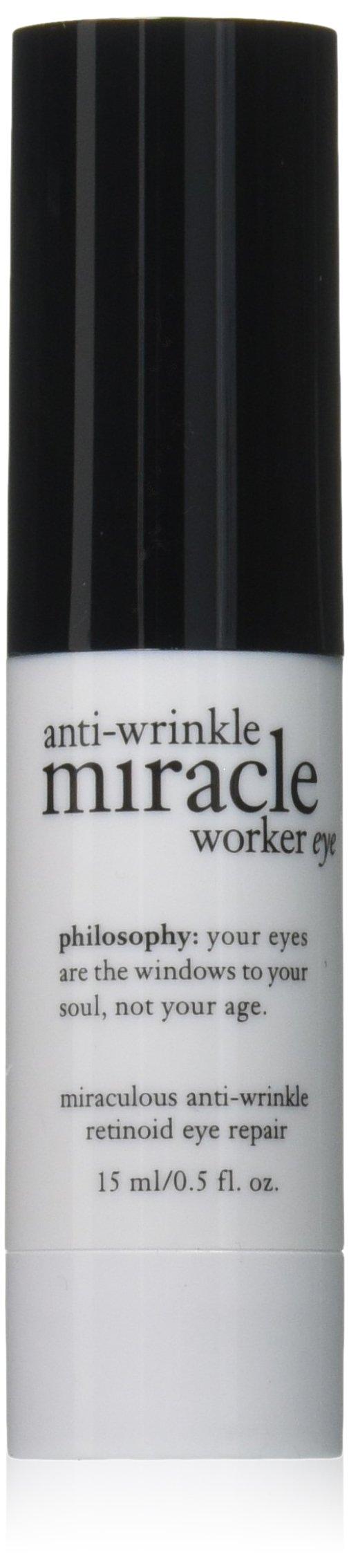 Philosophy Miracle Worker Miraculous Anti-Aging Retionoid Eye Repair, 0.5 Ounce