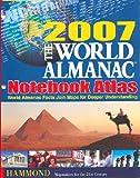 World Almanac Notebook Atlas 2007, , 0843709391
