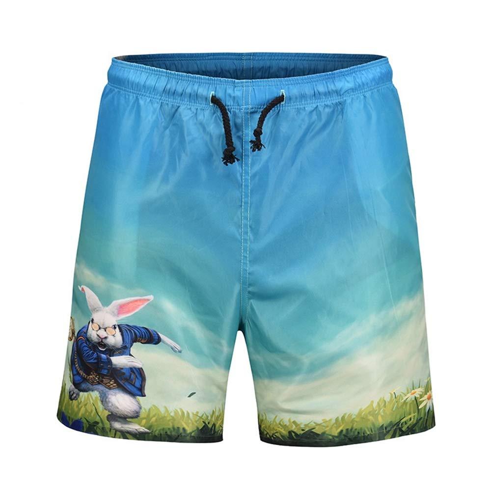 XXJIN Surf Beach Board Shorts for Men