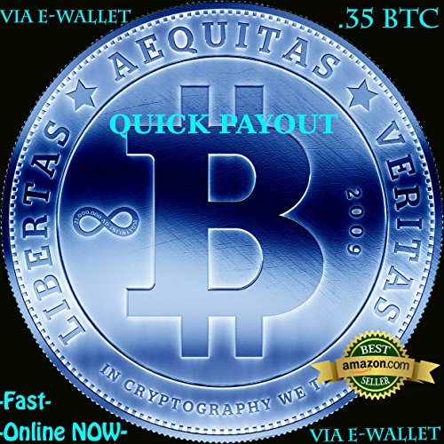 Quick Payout - Pre-Order .35 BTC Sent to E-Wallet - BTC - USA SELLER - Two-Week Sendout/Delivery Schedule