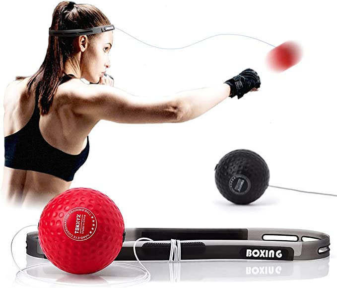TEKXYZ Boxing Reflex Ball