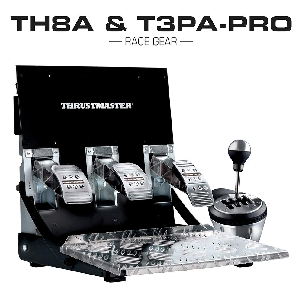 ThrustMaster ThrustMaster Bundle TH8A + T3PA Pro