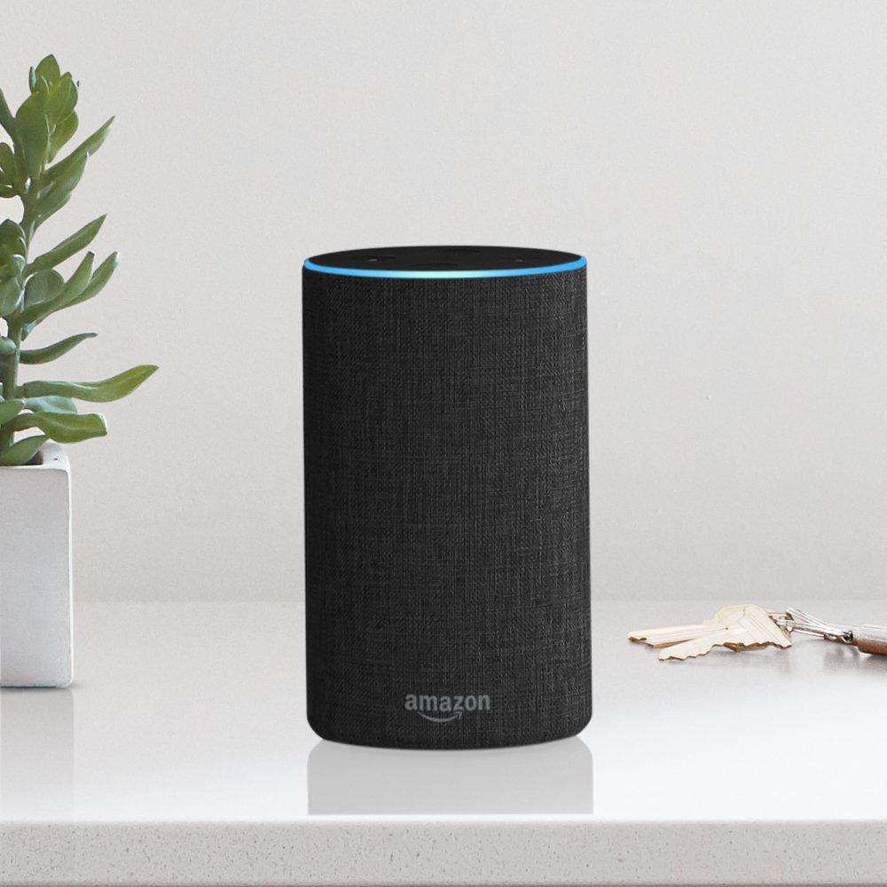 Echo (エコー) - スマートスピーカー with Alexa