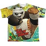 Kung Fu Panda Dragon Warrior Big Boys Sublimation Shirt