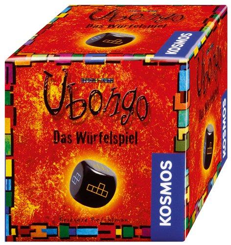 Ubongo - Würfelspiel [Spielzeug] [Spielzeug] [Spielzeug]