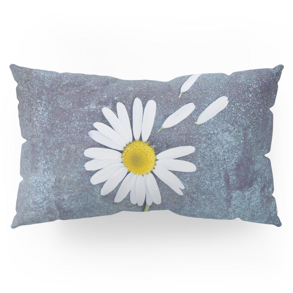 Society6 Daisy II Pillow Sham King (20'' x 36'') Set of 2