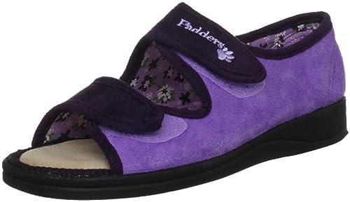 Zapatos morados Padders para mujer ifuNmjYFW9