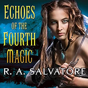 Echoes of the Fourth Magic Audiobook