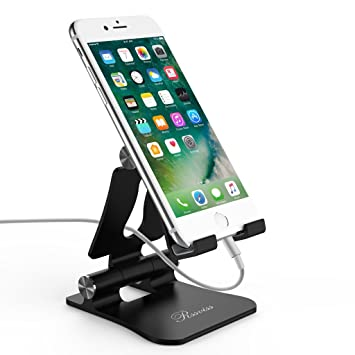 Rssviss Phone Stand Adjustable Cell Phone Amazon Co Uk Electronics Rh  Amazon Co Uk Office Phone Stand Mobile Phone Stand