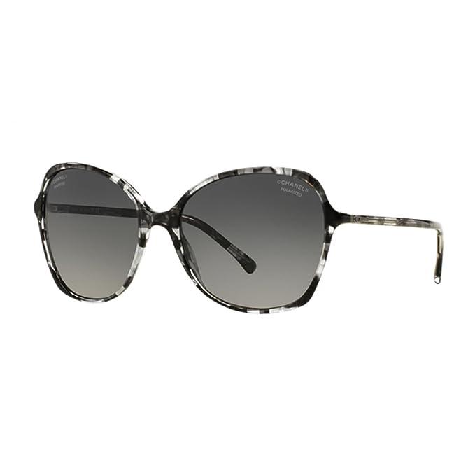 codice promozionale f611f f1849 Occhiali da sole Chanel CH5344 1492S8 nero black sunglasses ...