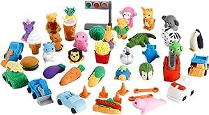 ThinkMax Animales, Alimentos, Verduras y borradores de