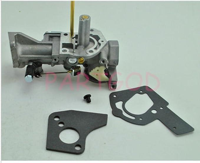 Briggs and Stratton 498298 Carburetor used on 130207 130212 130217 130231 Series