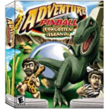 Adventure Pinball: Forgotten Island - PC