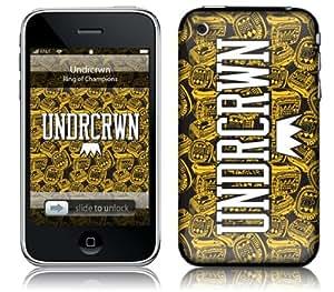 MusicSkins MS-UNDR40001 Smartphone Oro funda y carcasa para móvil - fundas y carcasas para móviles