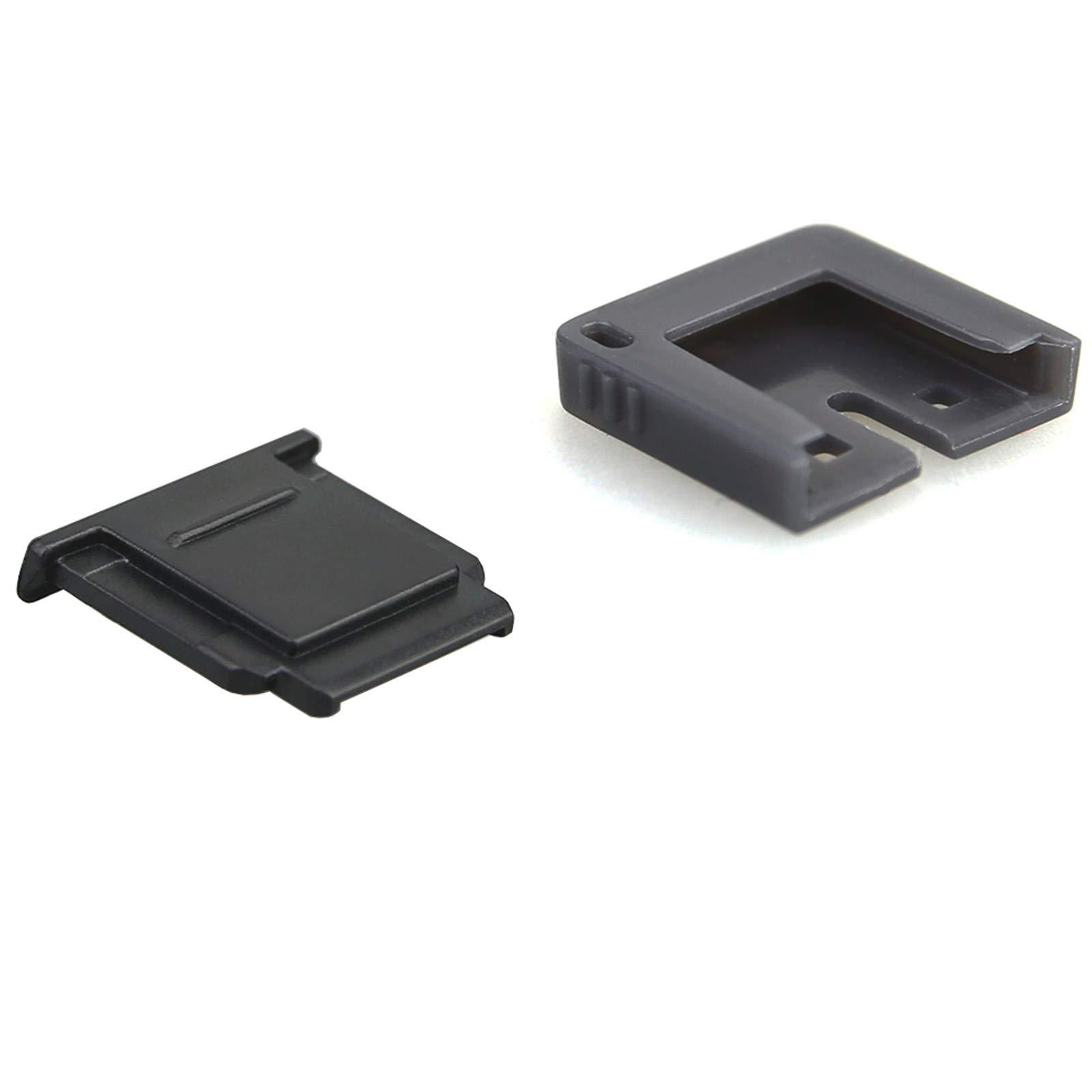 MI Multi Interface Hot Shoe Cover Protector Cap for Sony A1 A9II A7SIII A7RIV A7RIII A7III A6600 A6500 A6400 A6300 A6100 A6000 Camera & Flash HVL-F32M HVL-F45RM Microphone ECM-XYST1M ECM-GZ1M ECM-B1M