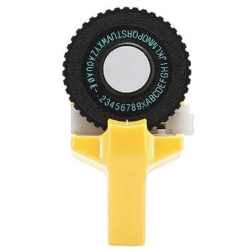 9 mm 3D Cinta de Relieve Etiquetadora Manual,Mini Manual ...
