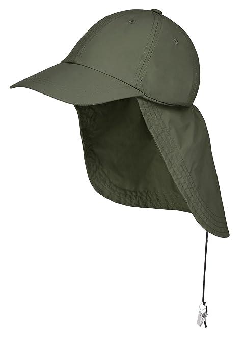 capture nouvelle apparence convient aux hommes/femmes noorsk Outdoor Safari Casquette avec protège-Nuque Vert Vert ...