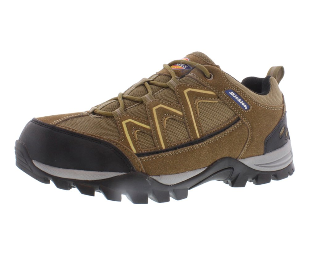 DickiesメンズSolo Soft Toe Work Shoe B00J8KYSYC 10 D(M) US ブラウン/トープ ブラウン/トープ 10 D(M) US