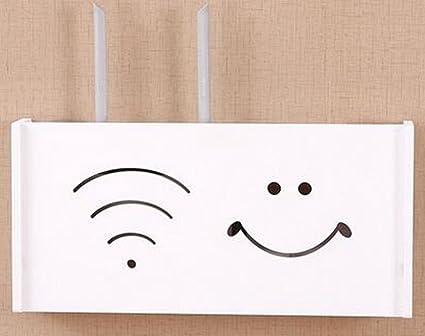 longtn Router WiFi Router para estante de cajas de almacenamiento ...