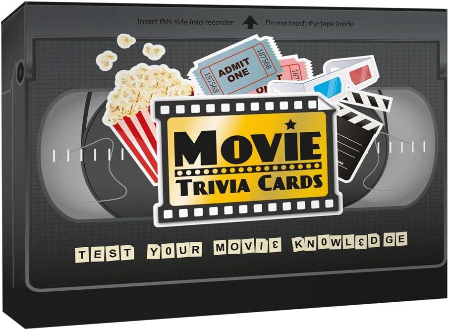 Gift Republic Movie Trivia Cards
