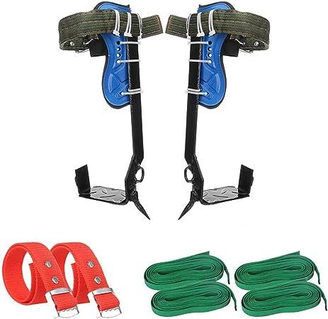 CABINA HOME Juego de herramientas para escalada de árboles, cinturón de seguridad ajustable (1 diente)