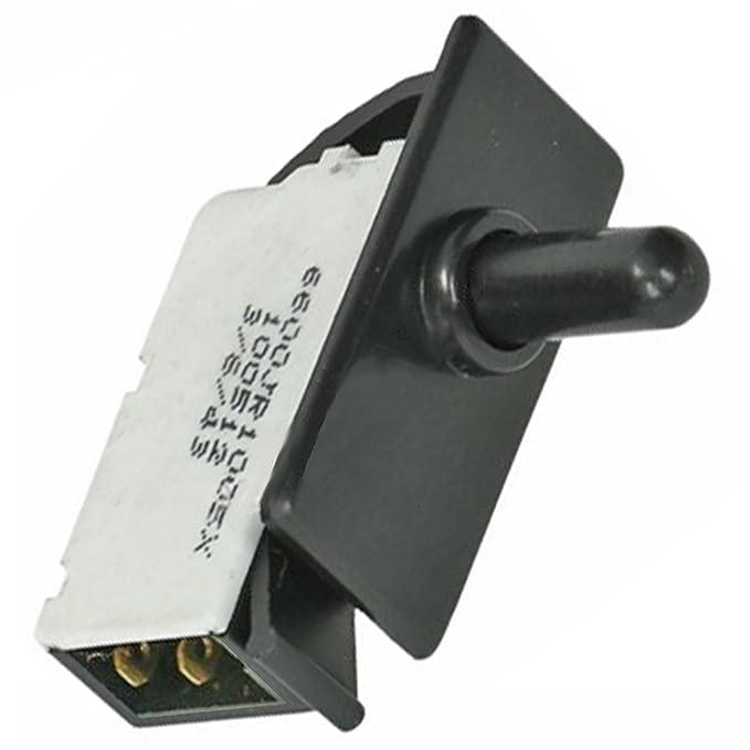 Spares2go Empuje botón interruptor de la luz puerta proyección ...