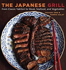 American grilling, Japanese flavors. In this bold cookbook, chef Tadashi Ono of Matsuri and writer Harris Salat share a key insight: that live-fire cooking marries perfectly with mouthwatering Japanese ingredients like soy sauce and mi...