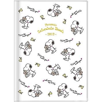 Star Stationery Peanuts Snoopy S2947773 - Agenda 2019 A6 ...