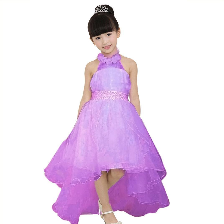 Niñas vestido, Sonnena Kids niña vestido elegante flor niños ...