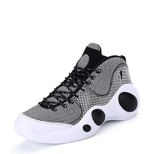 Zapatos para Hombres, Zapatos de Baloncesto High-Top ...