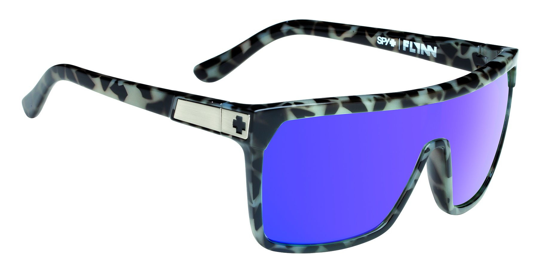 2d99adc8f3 Galleon - Spy Optic Flynn 670323123366 Wrap Sunglasses