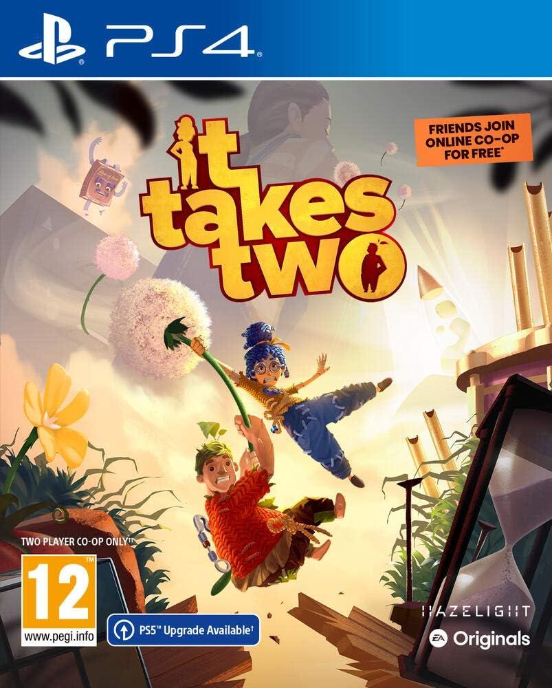It Takes Two - PS4 | Hazelight Studios . Programmeur