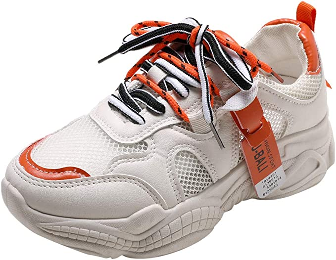 ZARLLE Zapatos de Mujer Zapatillas de Verano Respirable Zapatos ...