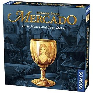Thames & Kosmos Mercado A Family Board Game 2-4 Player   30 Mins   Bidding   Highly Interactive
