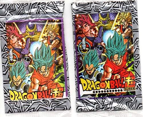 48 cards cartões cartas figurinha Dragon ball FRETE GRATIS