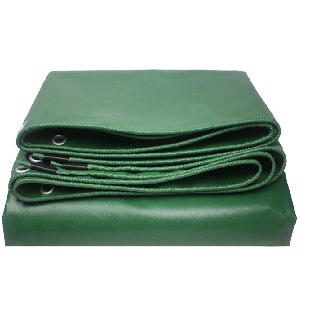 MEIDUO Awning, Canopy Heavy Duty Tarp Cover - Dickes PVC Wasserdicht, Wasserdicht, PVC UV-beständig, Rot, Rip und Tear Proof Plane mit Ösen und verstärkten Kanten - 550g m²-0.4mm für draußen 253b8c
