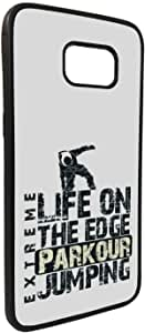 كفر جالكسي 7 ايدج  life on the edge jumpin  بطبعة