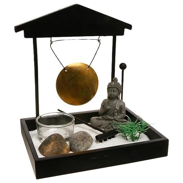 Giardino Zen Da Tavolo E Fontana Zen Da Interno Accessori