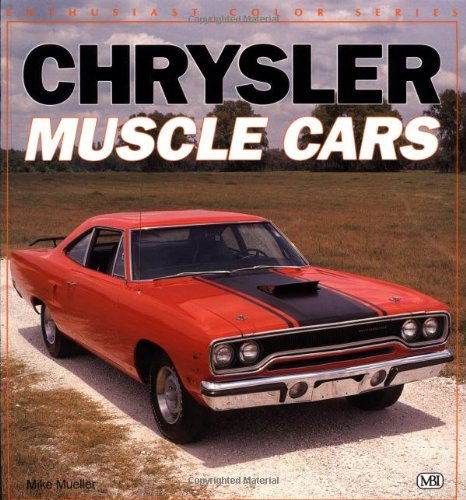 Chrysler Muscle Cars (Enthusiast Color) At Virtual Parking