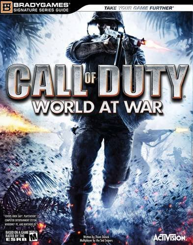 Price comparison product image Call Of Duty: World at War Signature Series Guide (Brady Games)