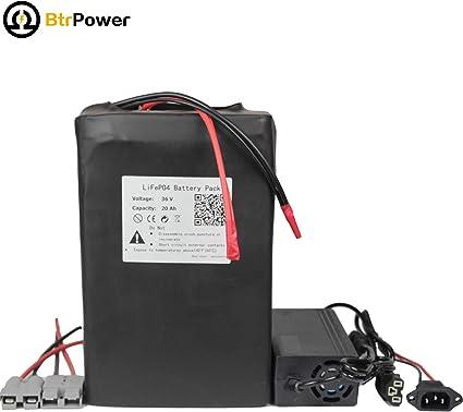 Amazon.com: BtrPower - Batería de ion de litio para ...